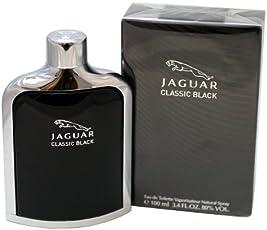 Jaguar Classic Black for Men, 100 ml