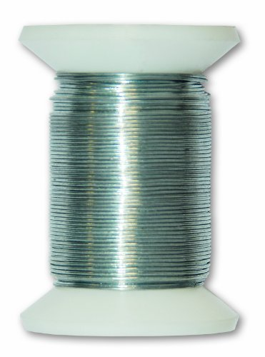 Filpack VFCA4 - Hilo metálico de acero galvanizado 0,5 mm x 20 m
