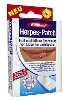240248 HERPES PATCH - Herpespflaster gegen Juckreiz