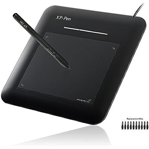 XP-Pen Tableta Gráfica para el Juego osu! Con Lápiz sin Batería(Negro) G540