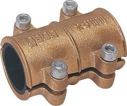 GEBO RD Schelle tapaporos Durchmesser 12mm Kupfer - Kupfer 12