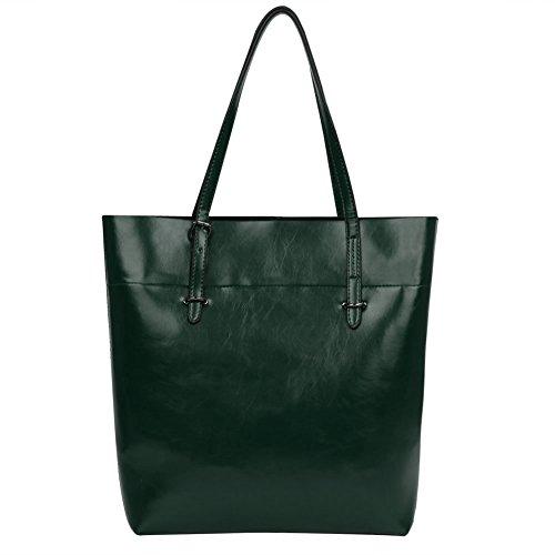 Zicac - Bolsa Mujer , color verde, talla L