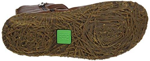 El Naturalista N722 Nid De Grain Souple, Bottines Pour Femme Brun (bois)