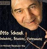 """Otto Schenk """"Gedachtes, Belachtes, Verbranntes"""": Live-Mitschnitt Burgtheater Wien"""
