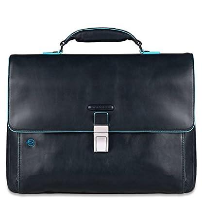 Piquadro Blue Square maletín fino expanible portaordenador concompartimento portaiPad®/iPad®Air – CA3111B2