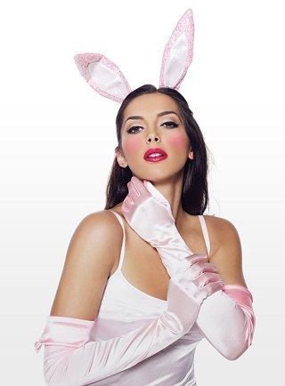 Kostüm Halloween - Sexy Pink Bunny