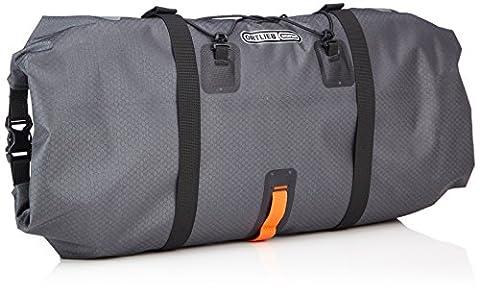 Ortlieb Handlebar-Pack Gepäckrolle, Schiefer, 20 x 58 x 20 cm, 15 Liter