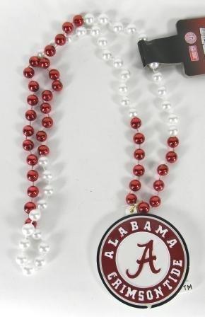 Gras Perlen Für Mardi (Alabama Crimson Tide Mardi Gras Party Perlen Halskette von)