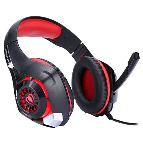 IMHERE W U Beexcellent GM-1 Gaming Headset mit Mikrofon für PS4 PC Handy-Kopfhörer-Kopfhörer Computer-Rauschunterdrückung Gm-stereo