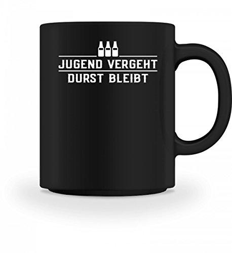 Generic Hochwertige Tasse - Jugend Vergeht, Durst Bleibt! - Schlichtes Und Witziges Design