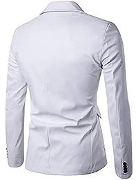 Suchergebnis auf Amazon.de für  Weiß - Sakkos   Anzüge   Sakkos  Bekleidung 8f5b093300