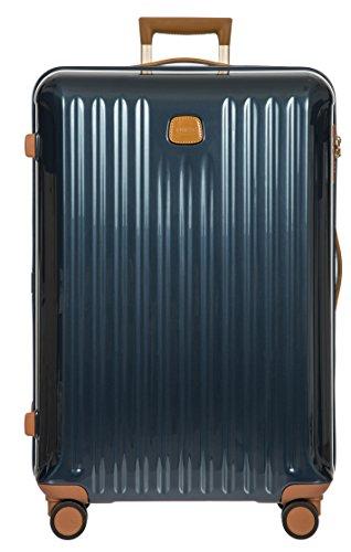 Bric\'s Capri Laptop Rollkoffer, 78 cm, Blau (Night Blue)
