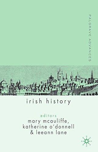 Palgrave Advances in Irish History