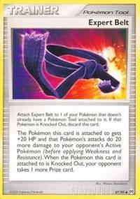 Pokemon - Expert Belt (87) - Arceus