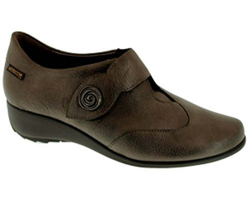 Mephisto Schuhe Secina–Gold, Gold - Gold - gold - Größe: 40 (Schuhe Mephisto Gold)