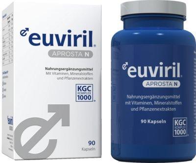 Euviril aprosta N Kapseln 90 stk -