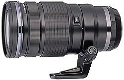 Olympus M.Zuiko Digital ED 40-150mm F2.8 PRO Objektiv (Telezoom, geeignet für alle MFT-Kameras, Olympus OM-D und PEN Modelle, Panasonic G-Serie) schwarz