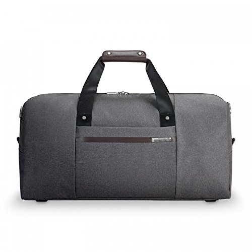 Briggs & Riley Bolsa de viaje, gris (Gris) – Z150-10