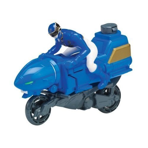 Power Rangers Megaforce Sea Lion Ranger Blau-Zyklus (Blau Power Ranger Megaforce)