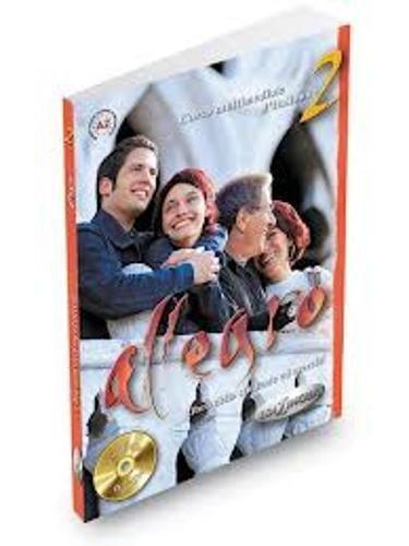 Allegro 2  libro dello studente ed esercizi + CD