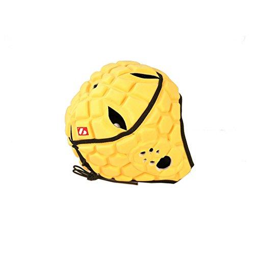 barnett HEAT PRO casco da rugby competizione Giallo Chiaro, giallo, M