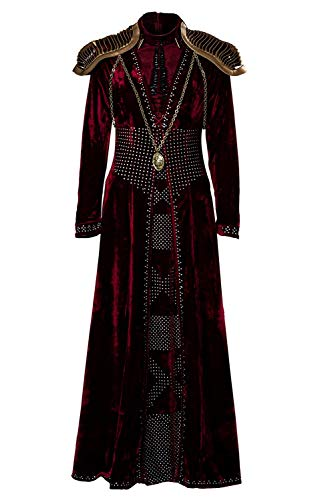 Of Kostüm Thrones Game Cersei - MingoTor Game of Thrones Season 8 Cersei Lannister Cosplay Kostüm Maßanfertigung