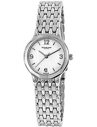 Stührling Reloj 604.12112 de Señora movimiento de cuarzo con brazalete metálico