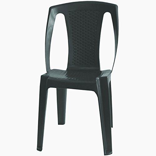 Einfaches Set 6+1 Kunststoff in Grün - 5