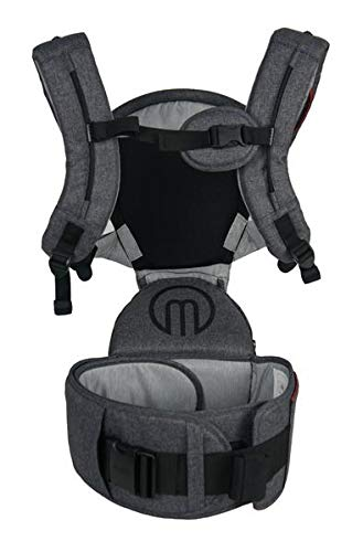 MiaMily HipsterTM Smart - The New Revolutionary 3D Baby Carrier MiaMily HIPSTER™ SMART is a 3D baby carrier. A 3D baby carrier is a carrier that has a built-in 3D hip seat incorporated to the structure and this makes ALL THE DIFFERENCE. Ergonomic for the baby Ergonomic for the parent 3