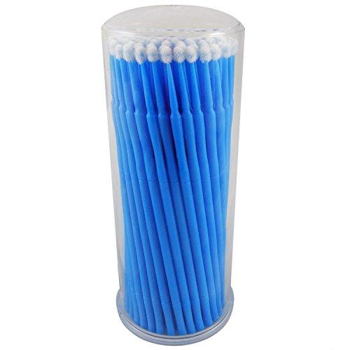 MAXX PRO 100 Lacktupfer zum ausbessern Kleinster Autolack Schäden oder zur Verwendung im Modellbau (Blau)