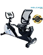 Welcare WC1588 Recumbent Exercise Bike with Adjustable Seat