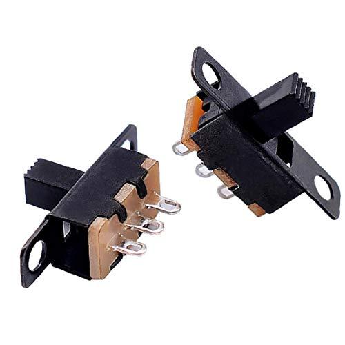 Micro Schiebeschalter 3PIN 2 Position Kippschalter -