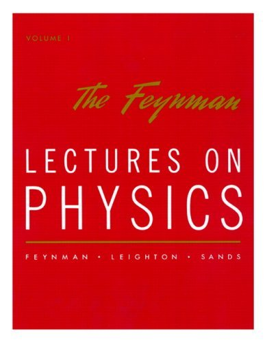 the feynman lectures on physics. mainly mechanics, radiation, and heat. volume 1. (englischsprachige ausgabe)