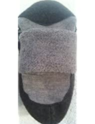 FALKE Cosyshoe 10560 Unisex - Kinder Socken hellgrau 3400