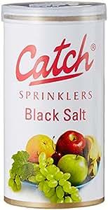 Catch Sprinkles Black Salt, 200g