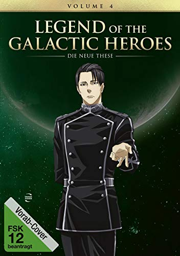 Legend of the Galactic Heroes: Die Neue These - Volume 4