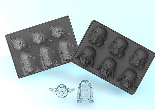Underground Toys - Star Wars: Pack De 2 Cubiteras Stormtrooper & Darth