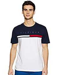 3a263a4dd Amazon.in: Tommy Hilfiger - T-Shirts & Polos / Men: Clothing ...