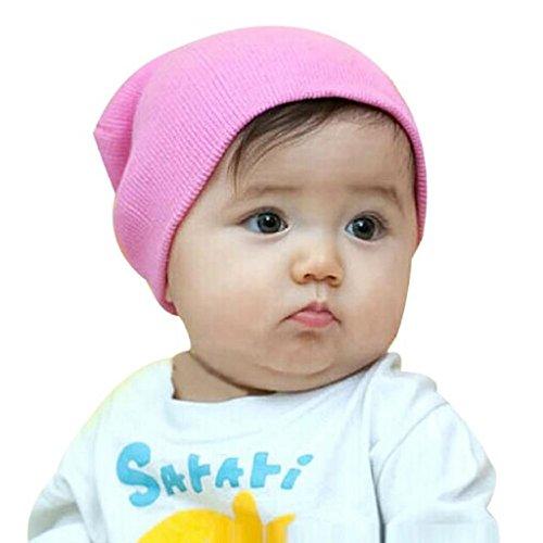 KanLin Baby Beanie Boy Girls Soft Hat Children Winter Warm Kids Cap (Propeller Beanie Mit)