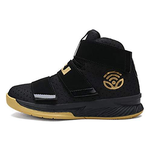 Männer Basketball Schuhe High Top Sport Air Mesh AtmungsAktive Kissen Sneakers Outdoor Athletic Knöchel männliche Stiefel Trainer