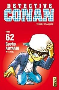 Détective Conan Edition simple Tome 62