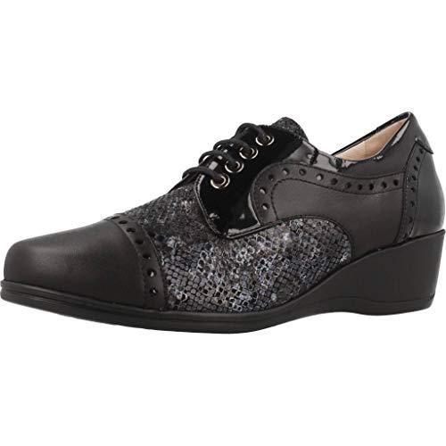Zapatos Mujer, Color Negro Negro, Marca ARGENTA, Modelo