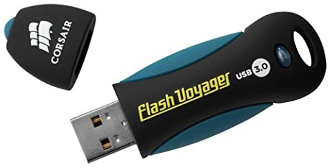 Corsair CMFVY3A-128GB Flash Voyager 128GB USB 3.0 High Speed, Imperméable