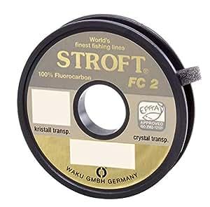 Schnur STROFT FC2 Fluorocarbon 50m 0.400mm-11.50kg