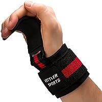 Purovi® Sangle D'haltérophilie Avec Crochets Pour Une Musculation Ciblée - Paire