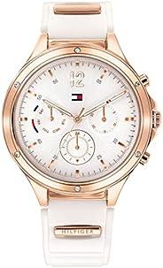Tommy Hilfiger Womens Multi Dial Quartz Watch Eve