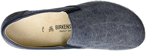 Birkenstock Jenks, Mocassins Homme Bleu Marine