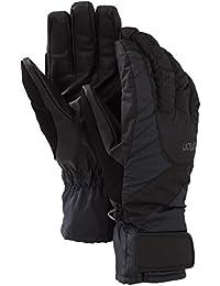 Damen Handschuh Burton Approach Underglove Black Women