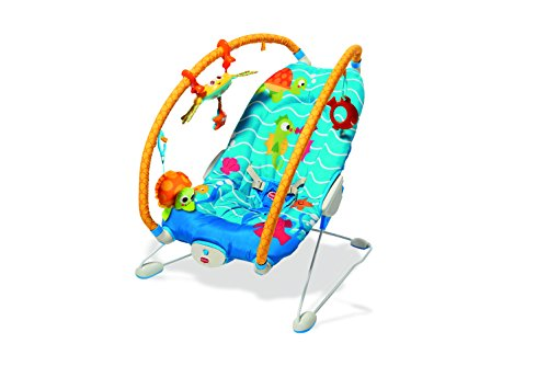 Babywippe 22218027 Gymini Bouncer von Tiny Love im Test 2018