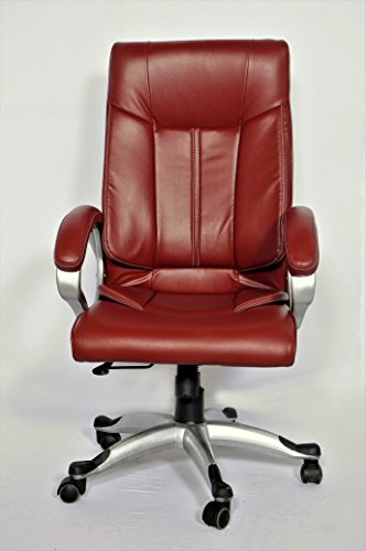 Adiko High Back Office Chair (Brown)